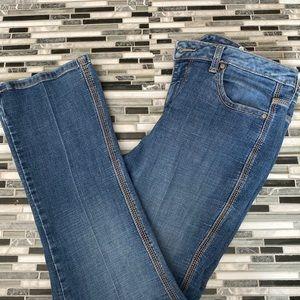 Aura women's boot cut jeans